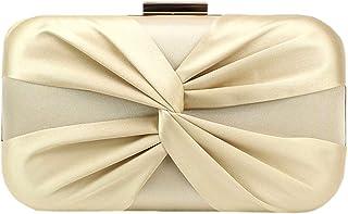 KELUOSI Elegante schlichte Abendtasche