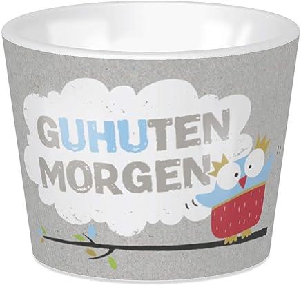 Preisvergleich für Sheepworld, Happy Life - 45385 - Eierbecher, Schaf, Guhuten Morgen, 4cm x 5cm, Porzellan, spülmaschinengeeignet
