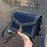 Crossbody del bolso de cuero de las mujeres, bolso minimalista del mensajero del hombro de las señoras de las mujeres del bolso, bolsa de bolsa de mano, monedero del teléfono celular con la correa de