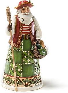 Vintage Santa Figurine