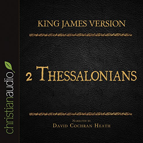 Holy Bible in Audio - King James Version: 2 Thessalonians audiobook cover art