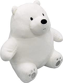 We Bare Bears Cartoon Character Stuffed Animals Ice Sitting Teddy Bear Gift 10