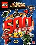 Lego DC Comics super sticker 01