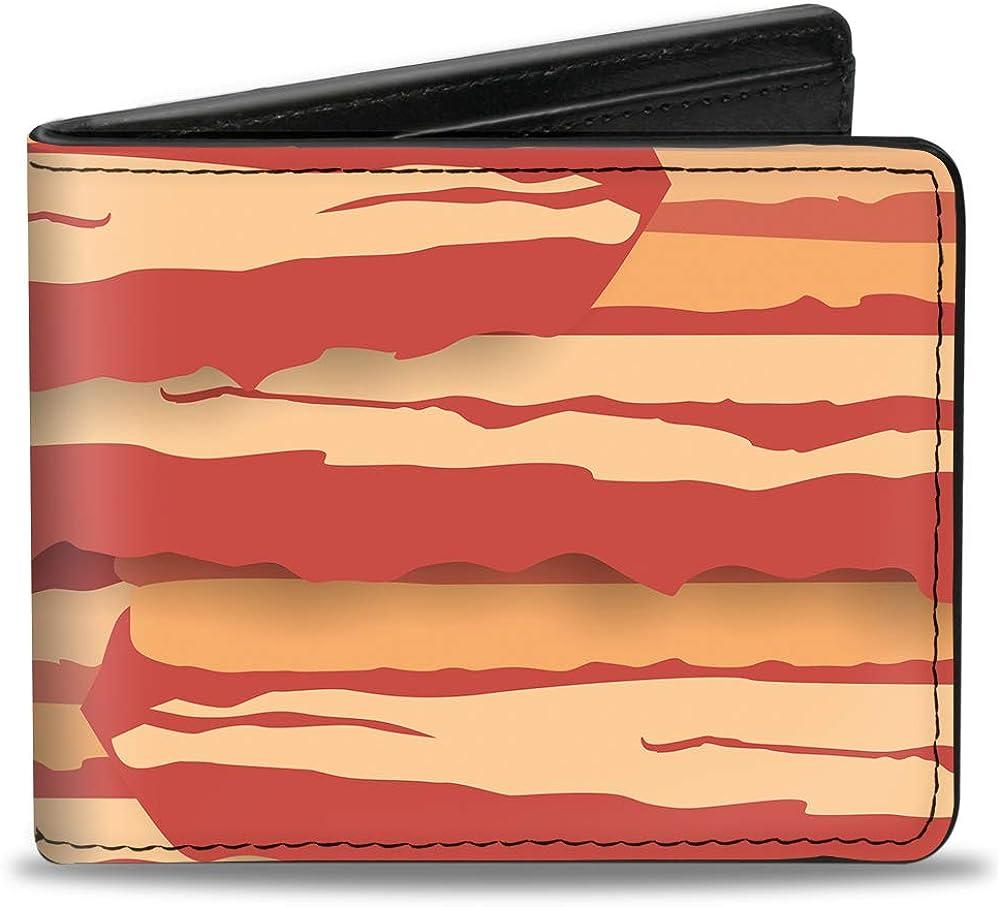 Buckle-Down Men's Standard Bifold Wallet 4.0