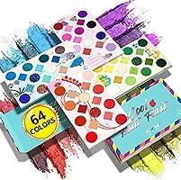 EYESEEK 12PCS Eyeshadow Stick Matte And Shimmer Creamy Eyeshadow Pen Stick Makeup Set Long Lasting Natural Neutral Brown...