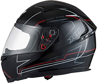 Capacete X11 Volt Preto Lançamento Moto (62)