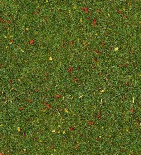 Heki 30922 Grasmatte Blumenwiese Größe 100 x 200 cm, Mehrfarbig