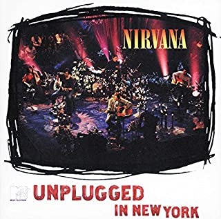 Unplugged In N.Y. (Vinyl) by Nirvana (B000000OU2) | Amazon price tracker / tracking, Amazon price history charts, Amazon price watches, Amazon price drop alerts