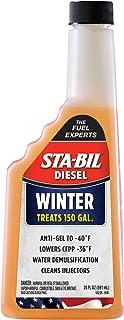 STA-BIL (15225) Diesel Winter Anti-Gel, 20oz (6 Pack)