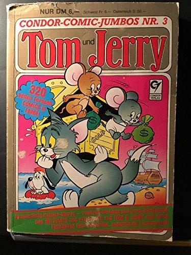 CONDOR COMIC JUMBOS Nr. 3, TOM und JERRY Fernseh-Comic-Taschenbuch Nr. 36, (Condor Vlg) (320 Seiten)