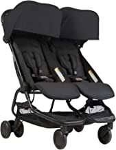 used phil and teds double buggy