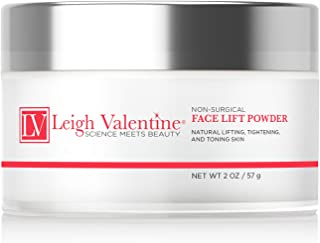 Leigh Valentine Skin Care – Premium Rejuvenating Skin formula for Fresh and Youthful Skin– Non Surgical Face Lift Powder