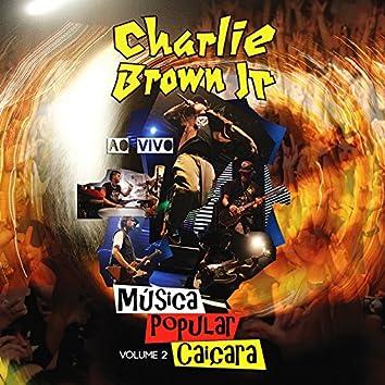 Música Popular Caiçara, Vol. 2 (Ao Vivo)