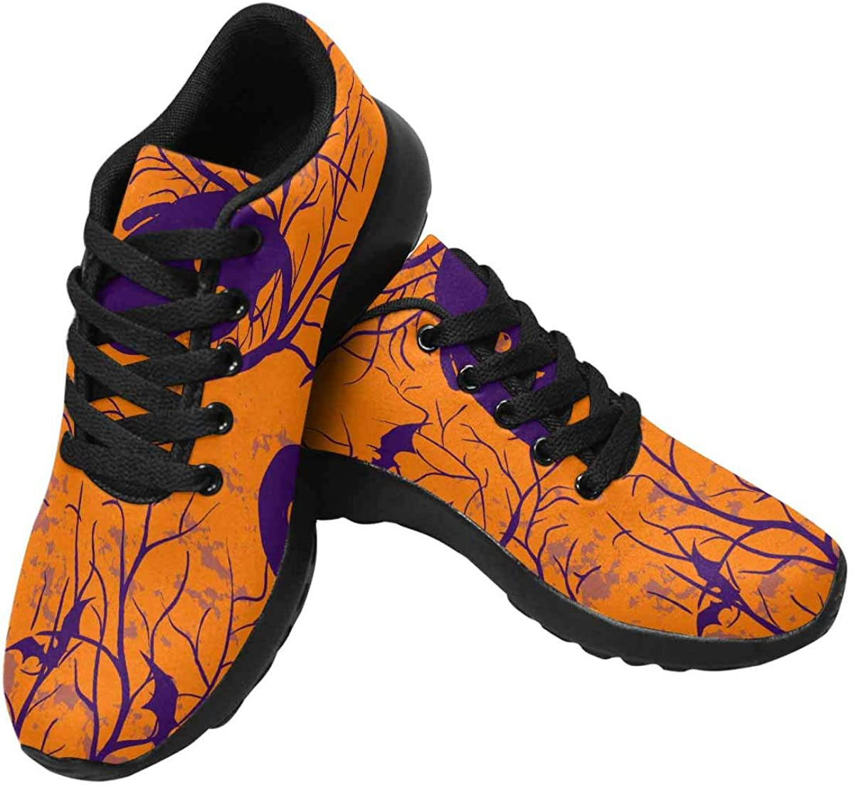 InterestPrint Womens Running Shoes Lightweight Sneakers Athletic