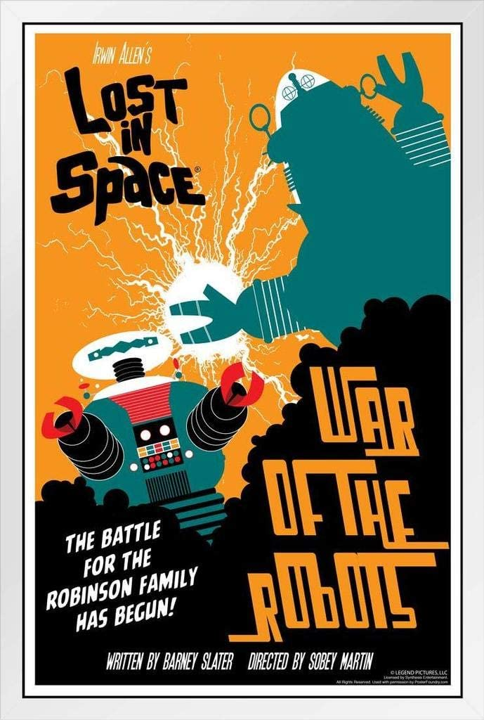Lost in Beauty products Space War of The Robots Episode Cash special price 20 W by Juan Ortiz 83