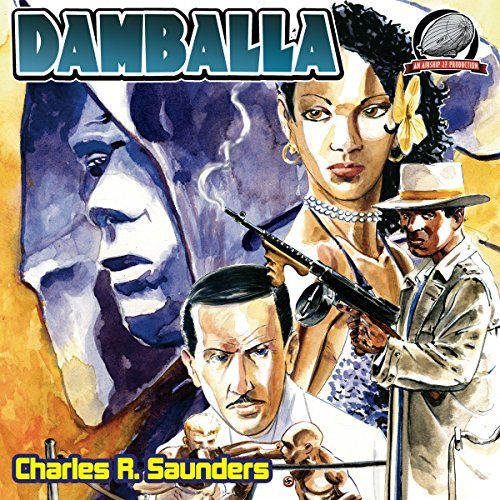 Damballa audiobook cover art
