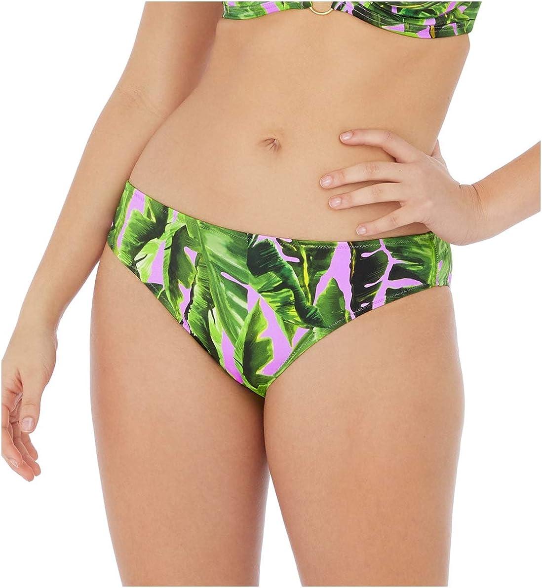 Jungle Oasis Bikini Bottom