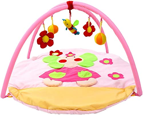 LINAG Activity Matte Baby Gym Play Decke Mat Piano Spieldecke Infant Spiel Krabbeldecken Taufgeschenk Baby Smart Spielzeug Sport Kick Boden Kinder Fitness Lernspielzeug Crawl , B