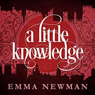 A Little Knowledge audiobook cover art