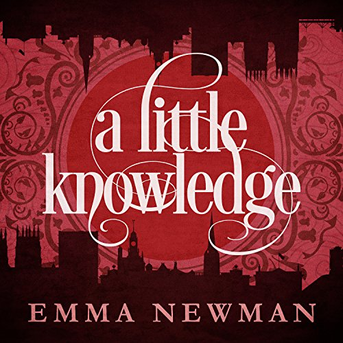 A Little Knowledge Audiobook By Emma Newman cover art