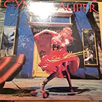 "SHE'S SO UNUSUAL N.Y.ダンステリア [12"" Analog LP Record]"