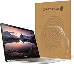 Celicious Impact Anti-Shock Shatterproof Screen Protector Film Compatible with ASUS ZenBook 3 Deluxe UX490UA