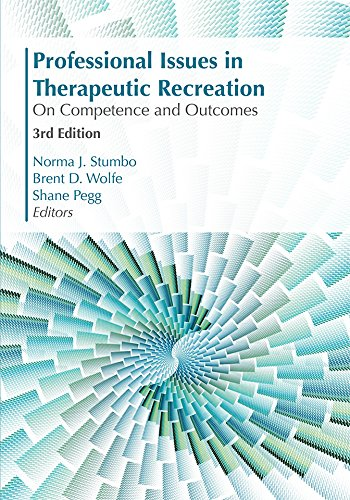 Professional Issues In Therapeutic Recreation On Competencies Outcomes