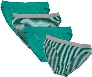 5fc9264a6e FEM Girl Seamless Underwear Bikini Panties for Girls - 2 Pack or 4 Pack
