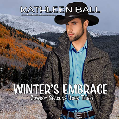 Winter's Embrace audiobook cover art