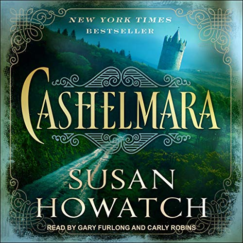 Cashelmara audiobook cover art