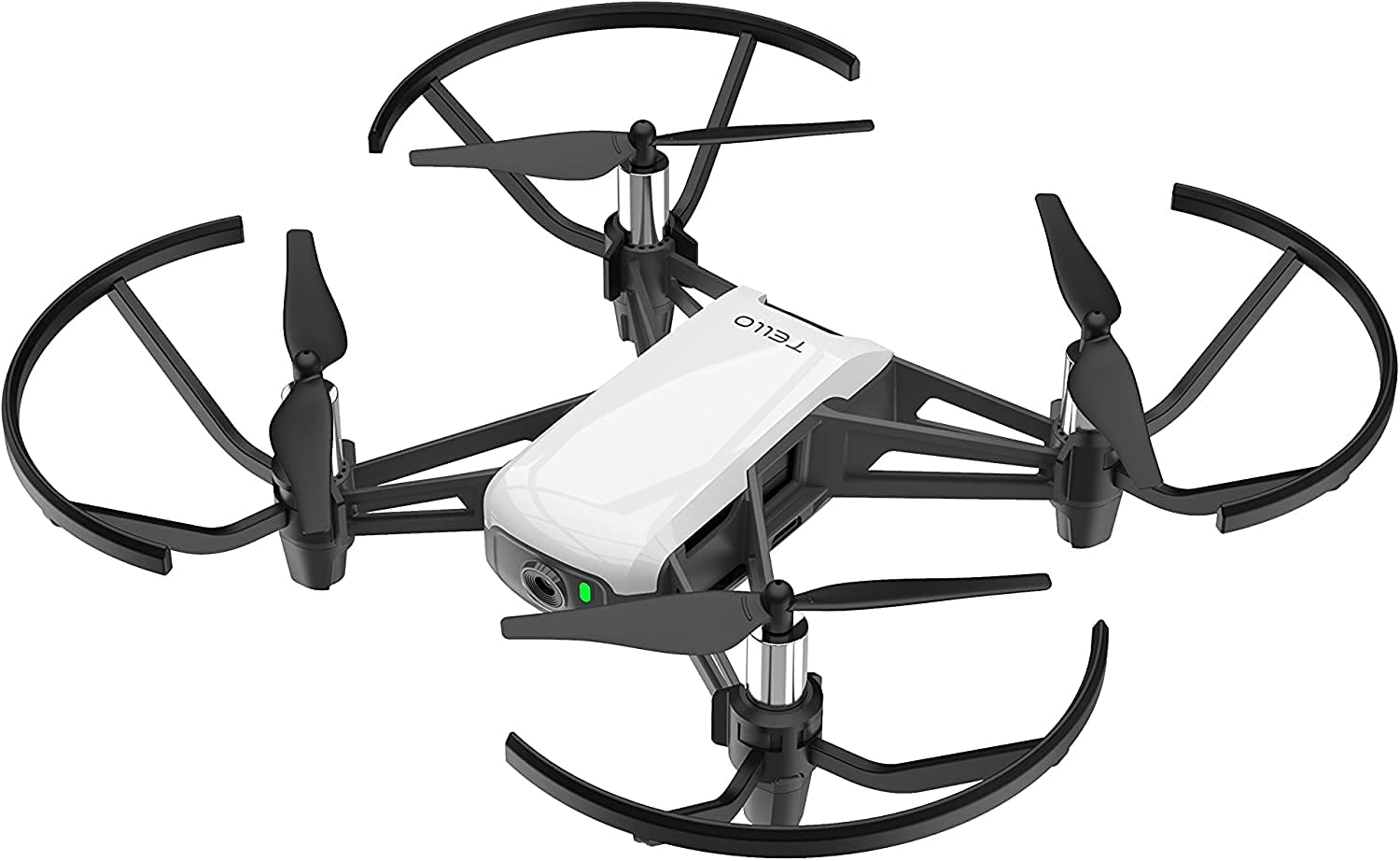 DJI Tello Ryze - Mini Drone Ideal for Short Videos with EZ Shots, Vr Goggles and Game Controller Compatibility, 720P...