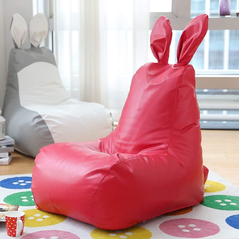 Creative Single Sofa Computer Sofa Chair Cute Kids Lazy Sofa (Optional) (color  C)
