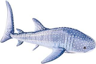 Blue Whale Shark Plush Stuffed Animal Toy 24 Inch