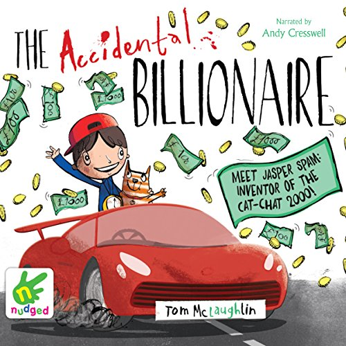 The Accidental Billionaire cover art