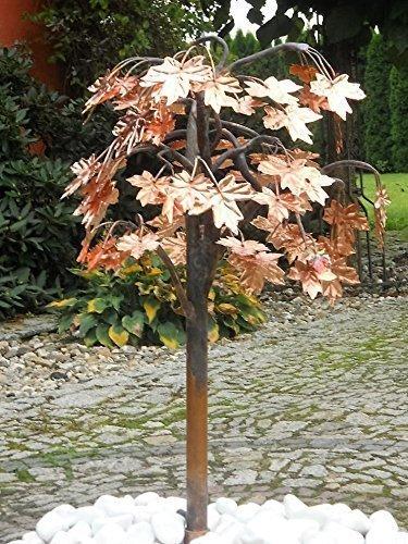 Brunnen-Baum aus Kupfer, Ahorn