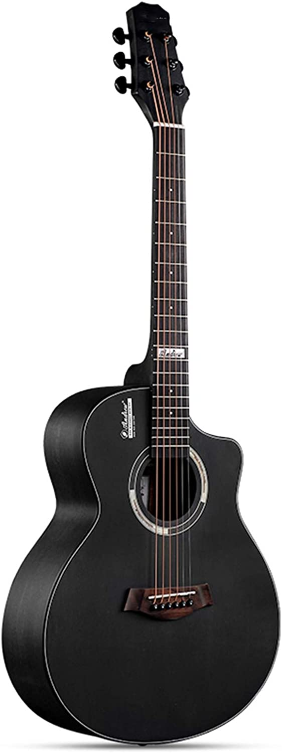 FENGSR 36-inch Beginner All-Wood Acoustic Tone Guitar A Bright Indefinitely A surprise price is realized