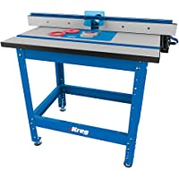 Deals on Kreg 36 in. x 32.50 in. Steel Precision Router Table PRS1045