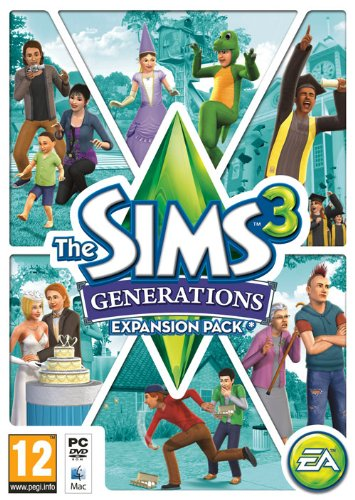 [UK-Import]The Sims 3 Generations Game PC & MAC
