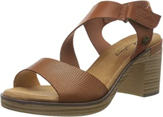 Details about  /Mustang Single Strap Womens Black Casual Sandals 37 EU