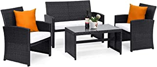 Best outdoor rattan furniture sale Reviews