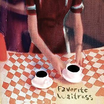 Vinyl Favorite Waitress Book