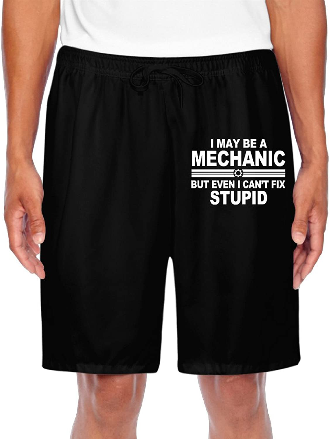 Men's Mechanic Fix Everything Shorts Gym