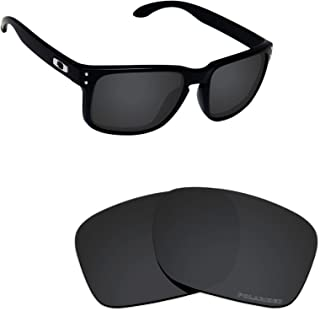 Polarized Replacement Lenses for Oakley Holbrook OO9102 - Multiple Options