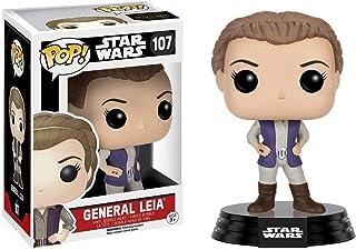 Star Wars Episódio Vii - Boneco Pop Funko General Leia