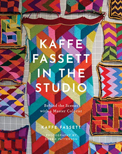 Kaffe Fassett in the Studio: Behind the Scenes with a Master Colorist (English Edition)