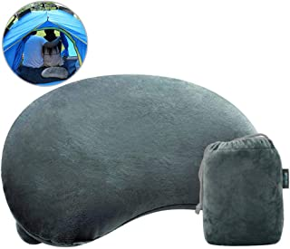 Mersuii Travel Pillow Inflatable Pillow Portable Camping Pillow for Travel