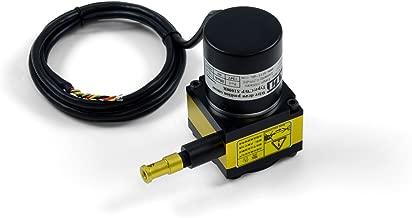 500mm Draw Wire Linear Sensor String Potentiometer 4-20mA