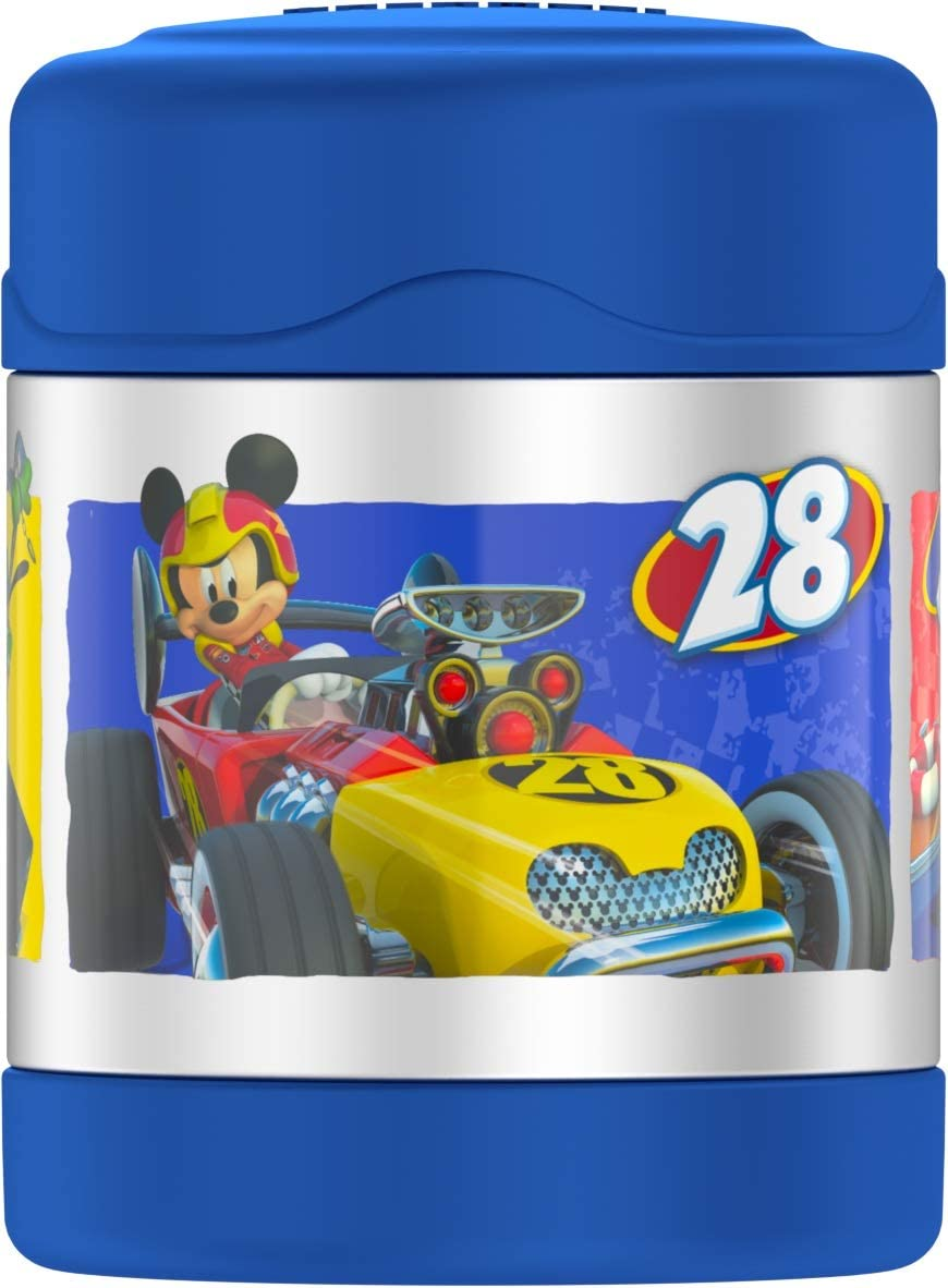 THERMOS FUNTAINER 10 Ounce Stainless Max 49% OFF Mickey Max 57% OFF Kids Steel Food Jar