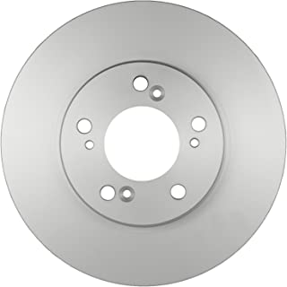 Bosch 26010735 QuietCast Premium Disc Brake Rotor For Acura: 1997-01 Integra, 1991-95 Legend, 1996-98 RL, 1996-98 TL; Honda: 1997-01 CR-V, 1995-98 Odyssey, 1997-01 Prelude; Isuzu: 1996-99 Oasis; Front