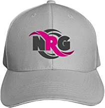 Adjustable Cowboy Cap N-G-R E-Sport Logo Print Hat for Women/Men Unisex Adult